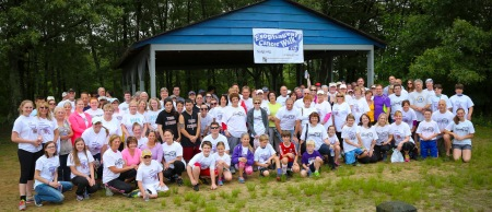 Annual Esophageal Cancer Walk/Run - The Salgi Esophageal Cancer Research Foundation salgi.org