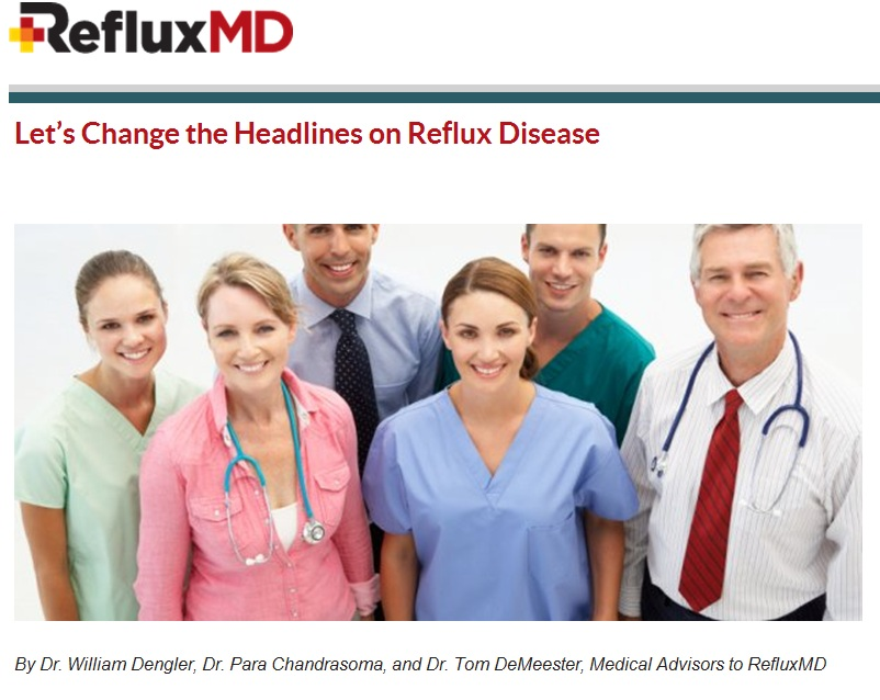 Acid Reflux Pain After Eating