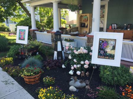 The Organic Gallery Pop Up Art Show and Fundraiser- The Salgi Esophageal Cancer Research Foundation