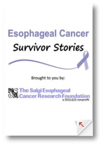 Esophageal Cancer Survivor Stories By The Salgi Esophageal Cancer Research Foundaion