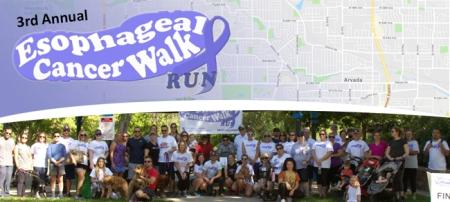 3rd Annual Esophageal Cancer Walk/Run- The Salgi Esophageal Cancer Research Foundation