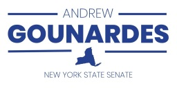 State Senator Andrew Gounardes represents New York's 22nd State Senate District